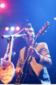 Arctic Monkeys by Deo Cruz 1