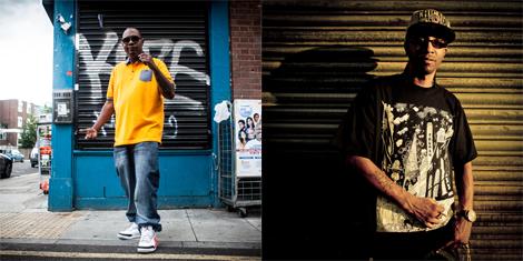 DJs Rashad and Spinn