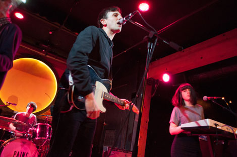 LIVE Pains of Being Pure at Heart by Sarah Whitlam