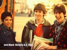 Jerk Ward, Victoria, B.C. 1983