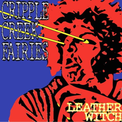 Cripple Creek Fairies Leather Witch