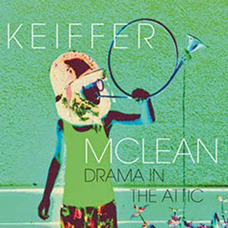 Keiffer McLean Drama in the Attic,