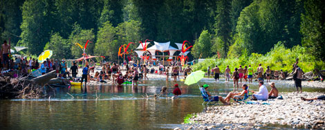 This year's Shambhala takes place Aug.
